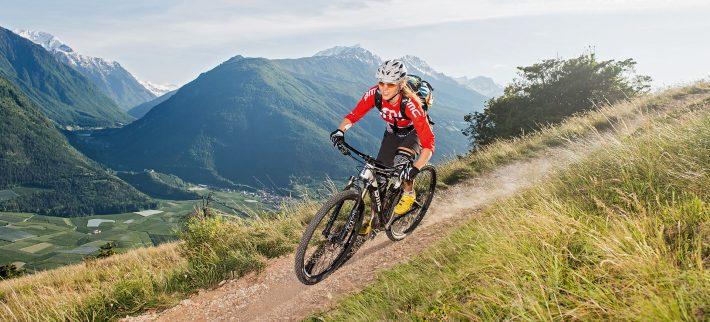 Mountain biking #2